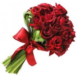 Buquê de30 Rosas Vermelhas