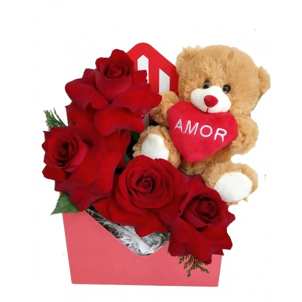 "Caixa Especial ""Amore"""