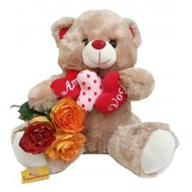 Amo Você Ursa Carinhosa