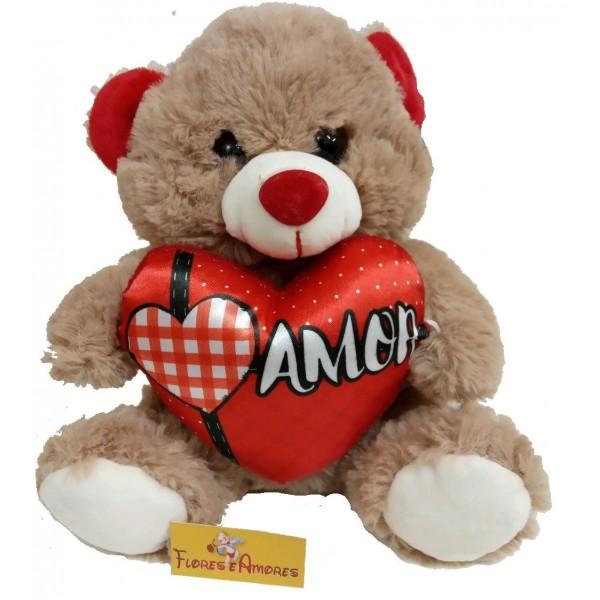 Mini Urso de Pelúcia