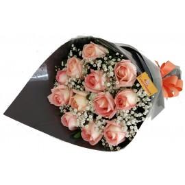 Amor De Rosas com 12 Rosas