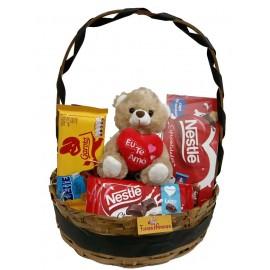Amor de Pelúcia + Chocolates